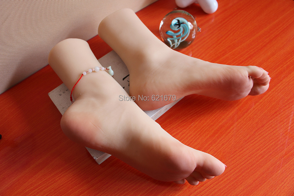 NEW sexy girls gorgeous pussy foot fetish feet lover toys clones model high arch sex dolls product feet worship 2