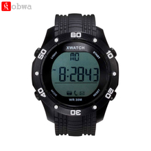 Latest XWatch Bluetooth Smart X Watch Sport Bracelet Wrist Pedometer Fitness Tracker Waterproof Smartwatch For IOS Android Phone