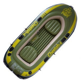 fish boat inflatable boat with paddles for 4 Personfish boat inflatable boat with paddles for 4 Person