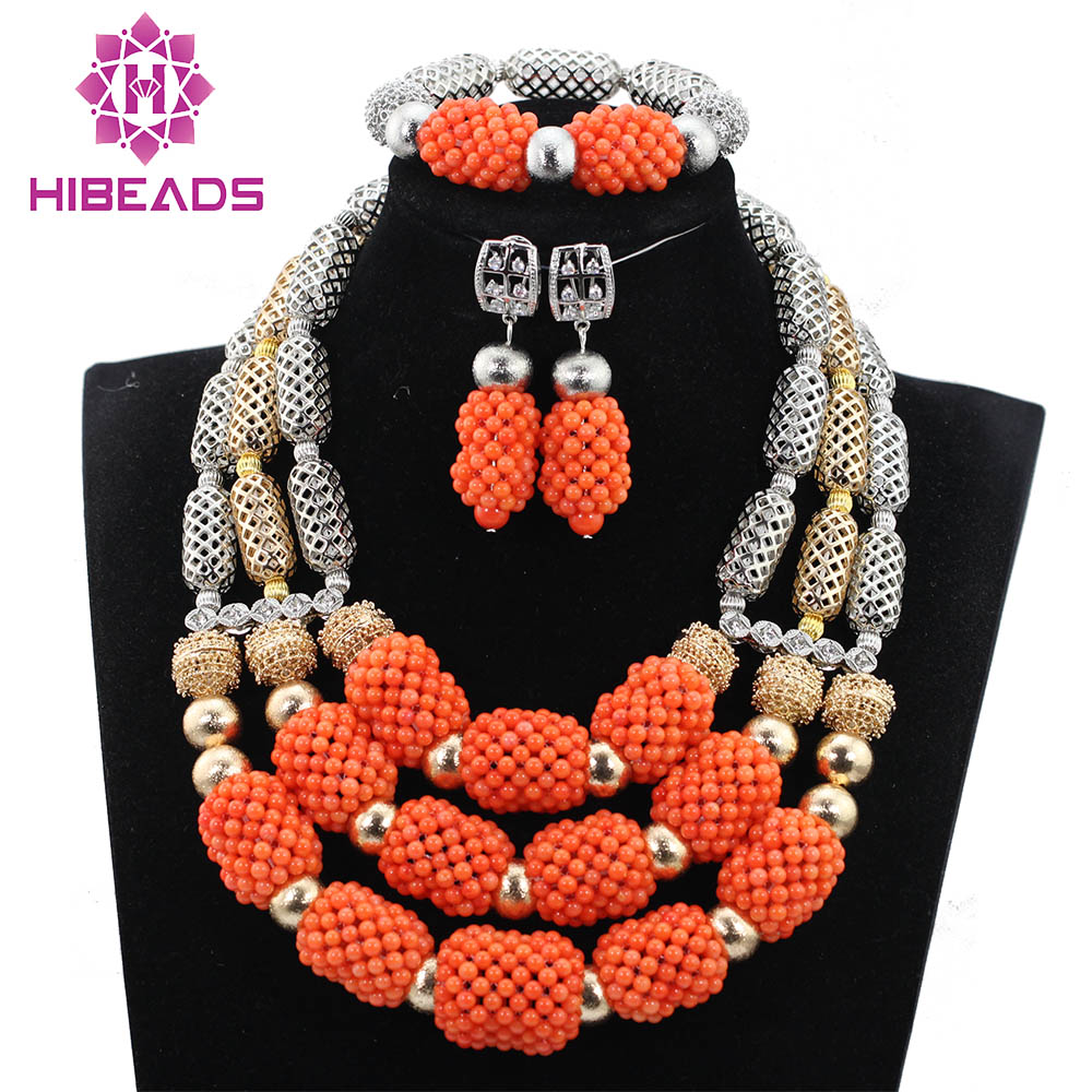 Romantic Chunky Bridal Coral Necklace Set Exclusive Mix Color Wedding Coral Beads Jewelry Set Occassions Free Shipping ABH325Romantic Chunky Bridal Coral Necklace Set Exclusive Mix Color Wedding Coral Beads Jewelry Set Occassions Free Shipping ABH325