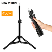 45cm Light Stand Tripod Background Support for Photo Studio Video Flash Softbox Umbrellas