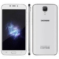 Doogee X9 Pro 4G LTE Telefon komórkowy 5.5 Cal HD IPS MTK6737 Quad Core Android 6.0 2 GB RAM 16 GB ROM 8MP 3000 mAh Linii Papilarnych ID OTG