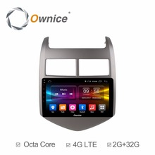 For Chevrolet Aveo sonic 2011 2012 2013 Android Car DVD Unite Radio Video Multimedia Player GPS Navigation Stereo Audio DAB DVR