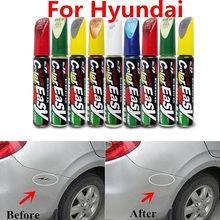 Спрей-краска FLYJ для автомобиля, керамическое средство для удаления царапин и полировки кузова, для Hyundai