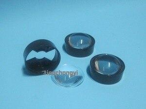 Image 4 - 10 pces 60 graus lente refletor colimador com suporte conjunto para 1w 3w 5 led