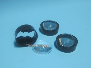 Image 4 - 10pcs 60 degree Lens Reflector Collimator with Holder Set For 1w 3w 5w LED
