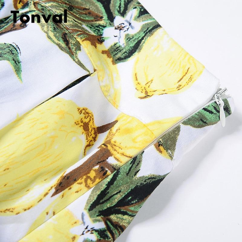 Kirsch Plissee tonval kirschmuster druck frauen weiß plissee rock faldas midi röcke