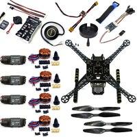 DIY RC FPV Drone 4 Axle S600 F450 Frame Kit PX4 PIX 2 4 8 Flight