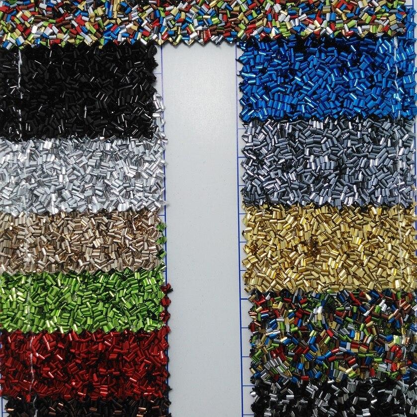 91x134 cm cuir synthétique, tissu vinyle, Chunky paillettes cuir tissu pour arcs bricolage accessoires P2585