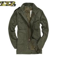Survival Military Jacket Camouflage Army Fans Coat Autumn Winter American Classic Men's Suit Tactical Jacket High Quality