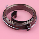 10.3mm Height Recoil Easy Starter Spring For Chinese Chainsaw 5200 5800 52cc 58cc Spare Parts