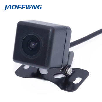цена на Rear view camera ccd/SONY CCD Night color car reversing system for universal camera Reverse  rear camera Angle adjustable
