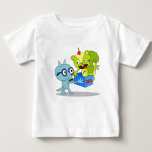 Latest cotton tShirt brand  Happy Tree Friends t Shirt children t-Shirt fashion summer S/3XL boy and girl Tshirt