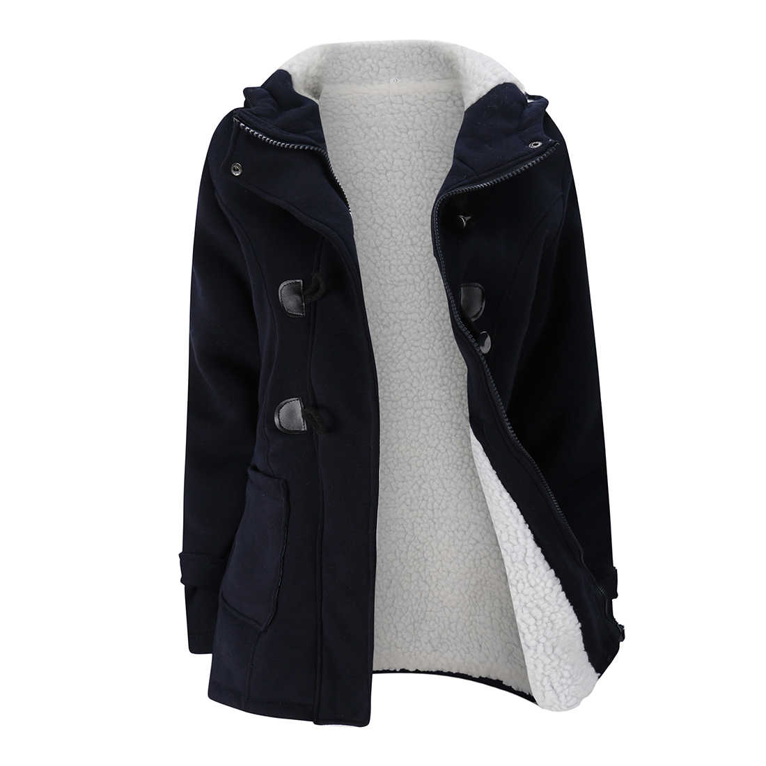 Detail Feedback Questions about Women's Fashion Trench Coat
