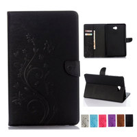 Wallet Stand Holder Leather Case For Samsung Galaxy Tab A A6 10 1 2016 T580 T585