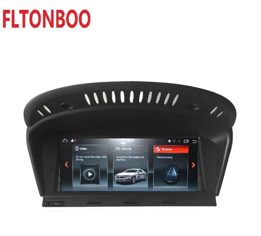 "8,8 ""Android 8,1 для серии bmw 5 E60, E61, E62, E63, E90 Автомобильный gps, Wi-Fi, canbus, руль, копия карта, 6 core, 32 ГБ Встроенная память, 1280x480"