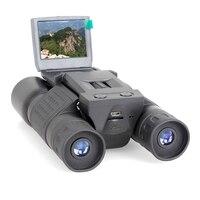 New Arrival 12x32 Multifunction Digital Video Camera Binocular HD 1280X720 Telescope For Outdoor Camping Hunting Bird