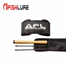 Fishing Bag Rod Protection Bag FB01 Fishing Pole Package 110cm Rod Package Black Fishing Rod Bags Fishing Tackle Afishlure