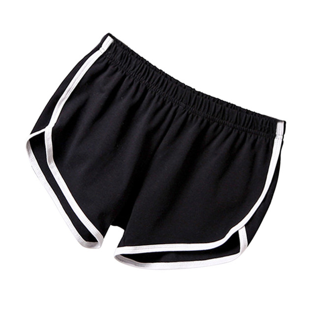New Summer Women wear Sexy Fitness Slim Shorts Fashion Casual Cotton Workout short femme Cheap D11