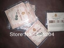 5 sets of Steel Metal Alloy Violin Strings