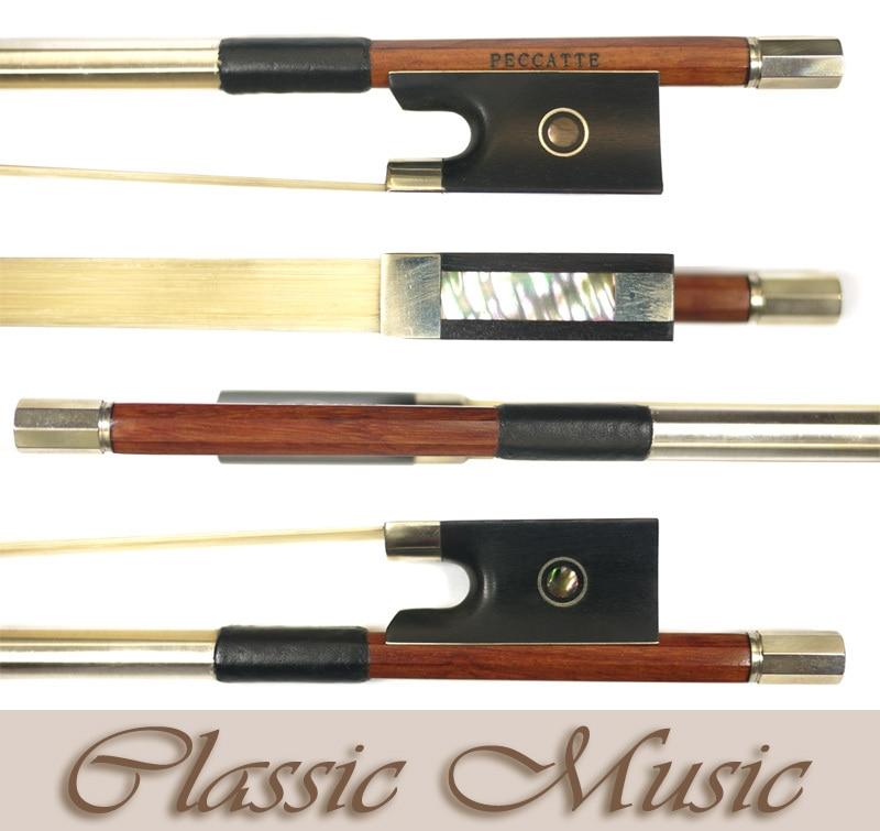5 звезд Permanbuco Peccatte модель Мастер Уровень Скрипка Лук Лидер продаж!