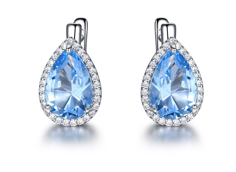 UMCHO-Sky-blue-topaz-925-sterling-silver-clip-earrings-for-women-EUJ087B-1PC_02