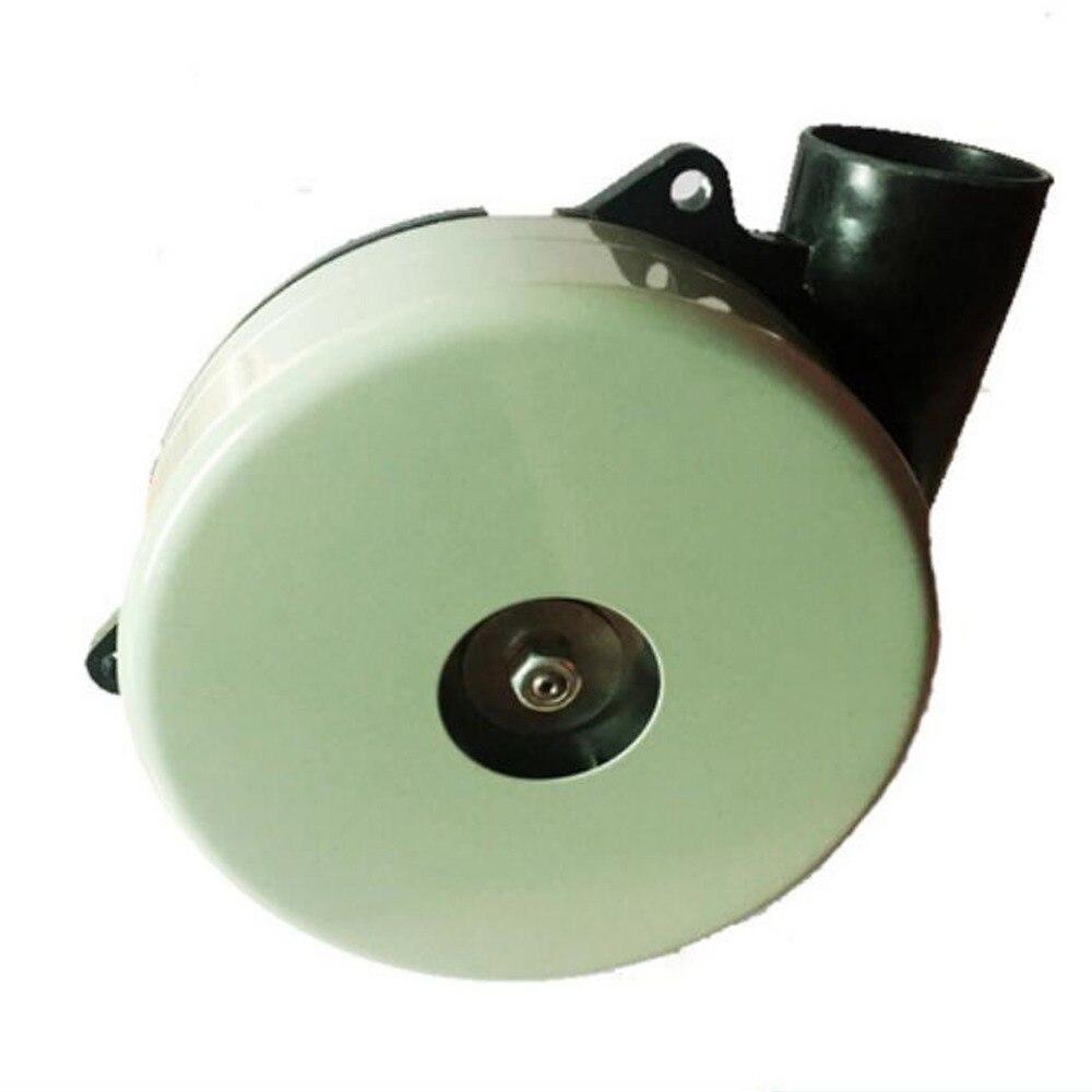 Ventilateur centrifuge de pression négative de 140160 DC 12 V/24 V, ventilateur, pour le vide de tabagisme, lit d'air, mètre de graine, conducteur, 15kpa, 70CFM