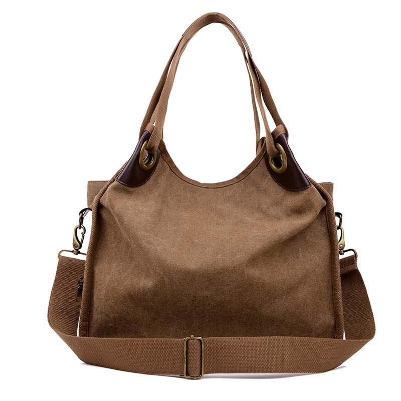2016 Famous Brand Designer Women Handbags Vintage Female Shopping Travel Crossbody Tote Bags Large Capacity Canvas
