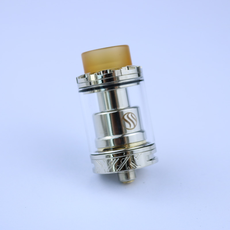 Phenomenon PHUSM RTA Atomizer E Cigarette 24mm Diameter 3.5mm Rebuildable Tank Adjustable Airflow RTA Atomizer Tank