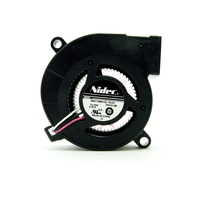 USED NIDEC 6023 12V 0.25A Projector Centrifugal G60T12MS1ZZ 52J31 cooling fan| |   -