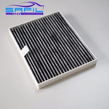 cabin filter for Great Wall Hover H5 / 4D20 green static 2.0T OEM: 8104400-K12 #Ft234(China)