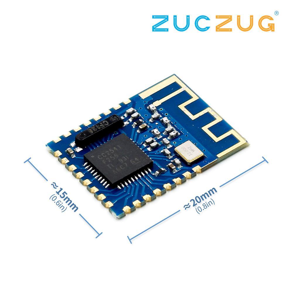 JDY-10 BLE Sans Fil 4.0 UART Transceiver Module CC2541 central de commutation