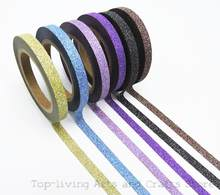 (6 unids/set) Washi Tape Set papelería japonesa Scrapbooking decorativo cintas adhesivas calidad de cinta(China)