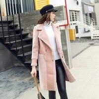 Both Sides Wear Fur 2017 Winter Women S Fur Coat Fashion Style New Whole Leather Fur