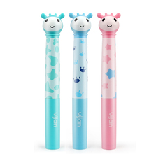 Children Music Ultrasonic Electric Toothbrush Child Waterproof Soft Bristle Kid Battery Operated Sonic Electronic Teeth Brush