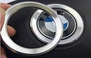 2019 автомобильный Стайлинг отличный новый 3D стикер из алюминиевого сплава чехол для BMW E39 E36 E60 E90 E34 E46 автомобильные аксессуары