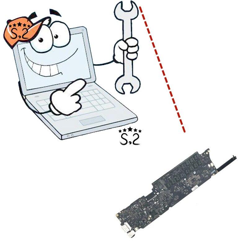 OLOEY A1465 réparation de carte mère pour Macbook Pro 11.6