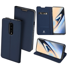 все цены на Original Dux Ducis Pu Leather Case For Oneplus 7/ Pro Coque Oneplus7 Pro Luxury Thin Flip Cover For Oneplus 7 Pro Phone Cases онлайн