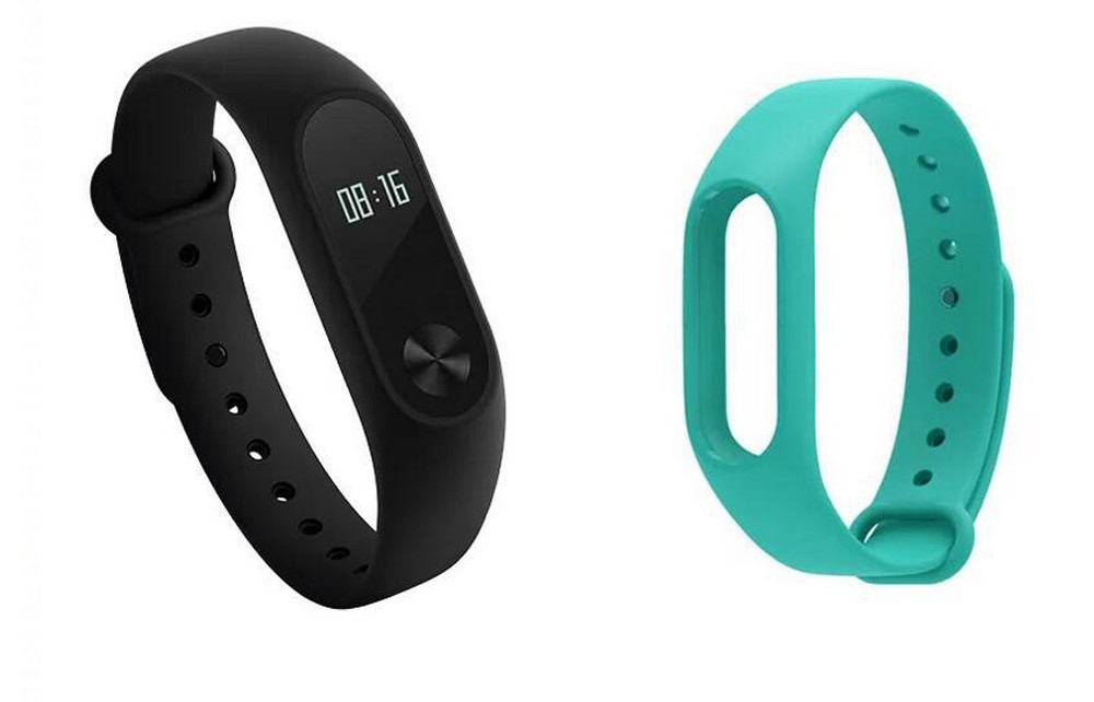 For Xiaomi Mi Band 2 Bracelet Strap Colorful Strap Wristband Replacement Smart Band Accessories For xiomi Mi MiBand 2 Silicone 3