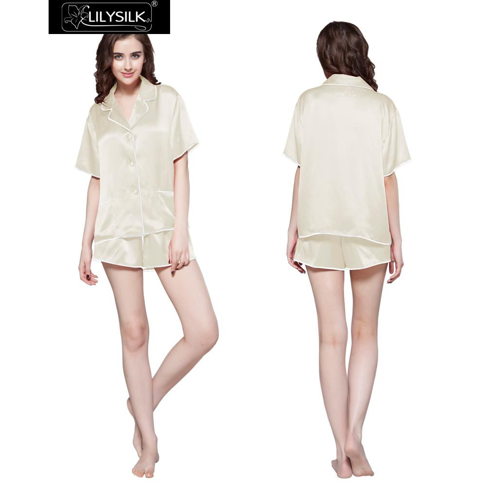 1000-beige-22-momme-contra-short-silk-pyjamas-set
