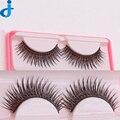Maquiagem Natural Grosso Entrecruzamento Cílios Postiços Stage Falso Cílios Cílios Eye Makeup Lashes Extensão Ferramentas de Beleza 2HM12