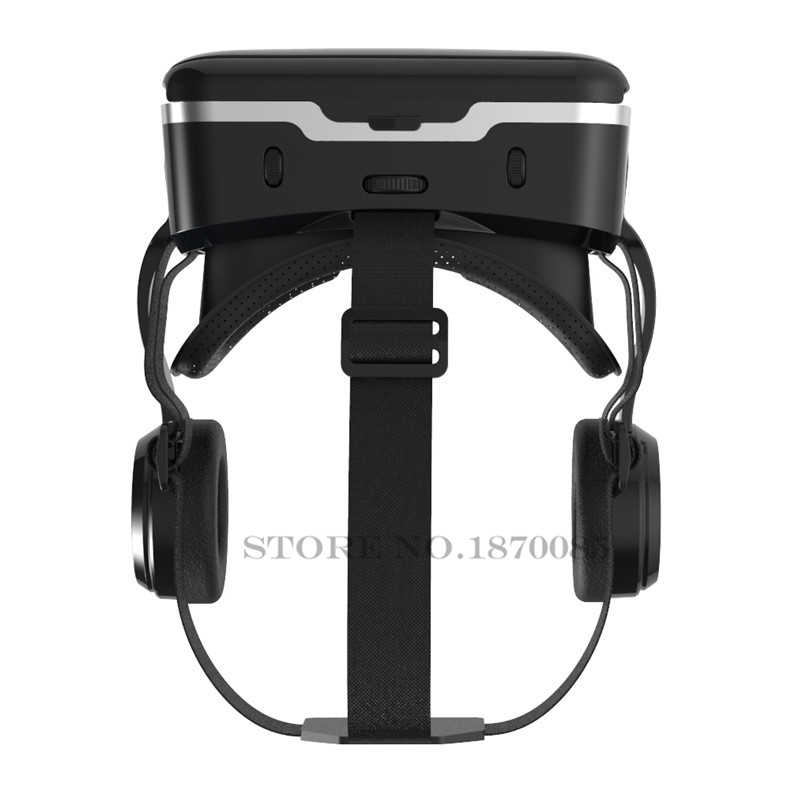 9f986c18bb6 3D Glasses Box VR Headset Shinecon G04E Helmet Virtual Reality ...