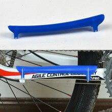 Bicicleta de Montaña de la cadena nueva cubierta de marco de bicicleta permanecer informado Protector ciclismo accesorios de bicicleta