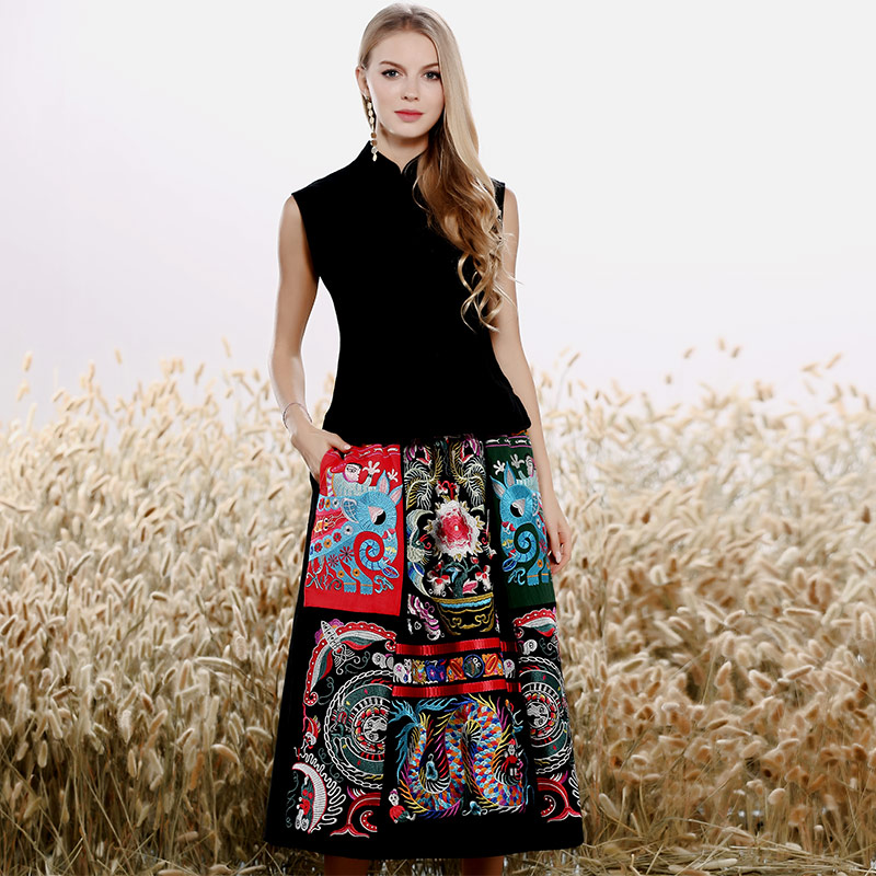 Fashion Skirt Set Ladies  2
