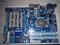 Бесплатная доставка для GIGABYTE GA-H55-UD3H H55 1156 материнской плате компьютера с встроенной иглой I3 530 I3 750 quad-core CPU пакет