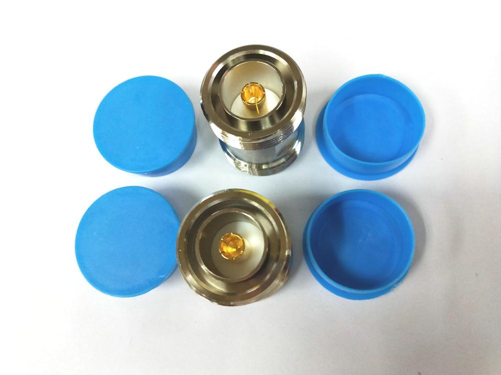 10PCS L29 7 16 DIN Female jack to 7 16 DIN Female RF coaxial adapter connecto