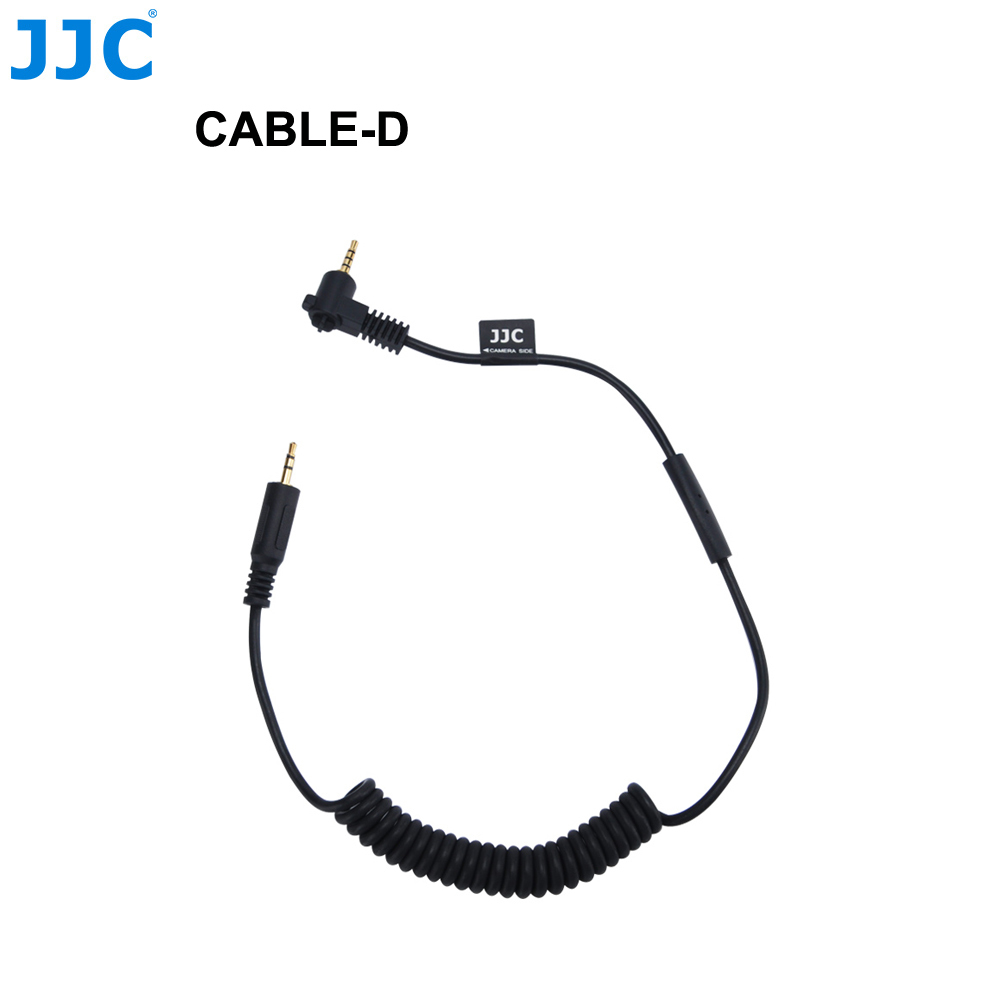 JJC Remote Control Replace Shutter Release Cord Cable Line