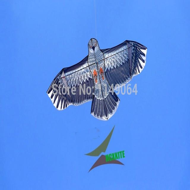 O envio gratuito de alta qualidade 2.4 m águia pipa com linha punho voando kiteboard pipa weifang hcxkite grande pipa pipa pássaro fábrica