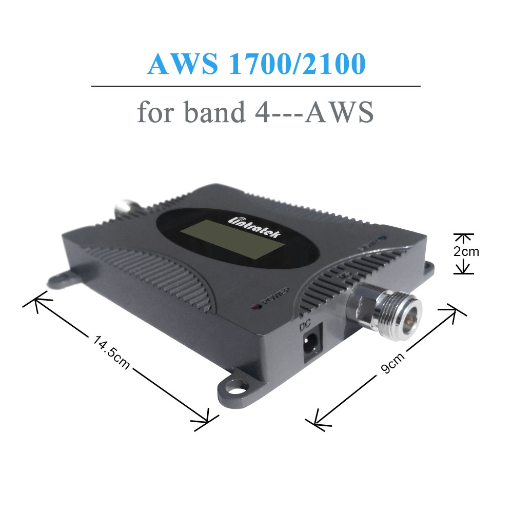 携帯電話の信号リピータアンプキット repetidor aws 信号ブースター液晶ディスプレイの