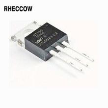 Rheccow 50 шт. в партии, для детей ростом от BT136 BT136-600E bBT136-600 SCR Triac контрольный тиристорный 600V кремниевый Тиристор и